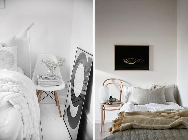 14 mẫu bàn đầu giường chẳng thể thiếu bên trong phòng ngủ - Ảnh 10.