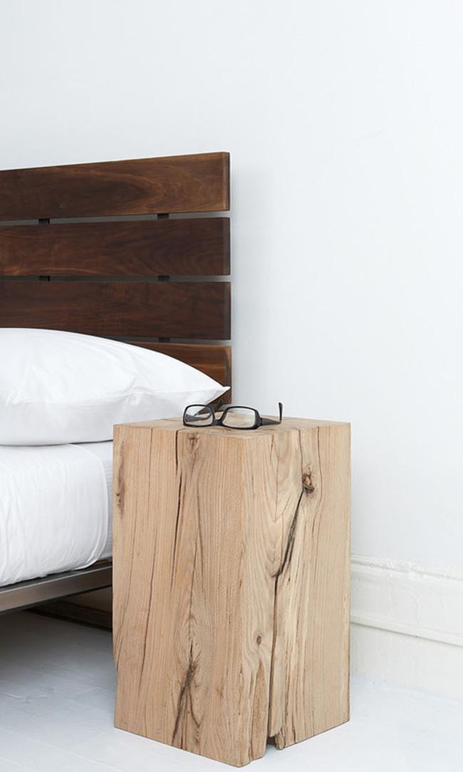 14 mẫu bàn đầu giường chẳng thể thiếu bên trong phòng ngủ - Ảnh 11.