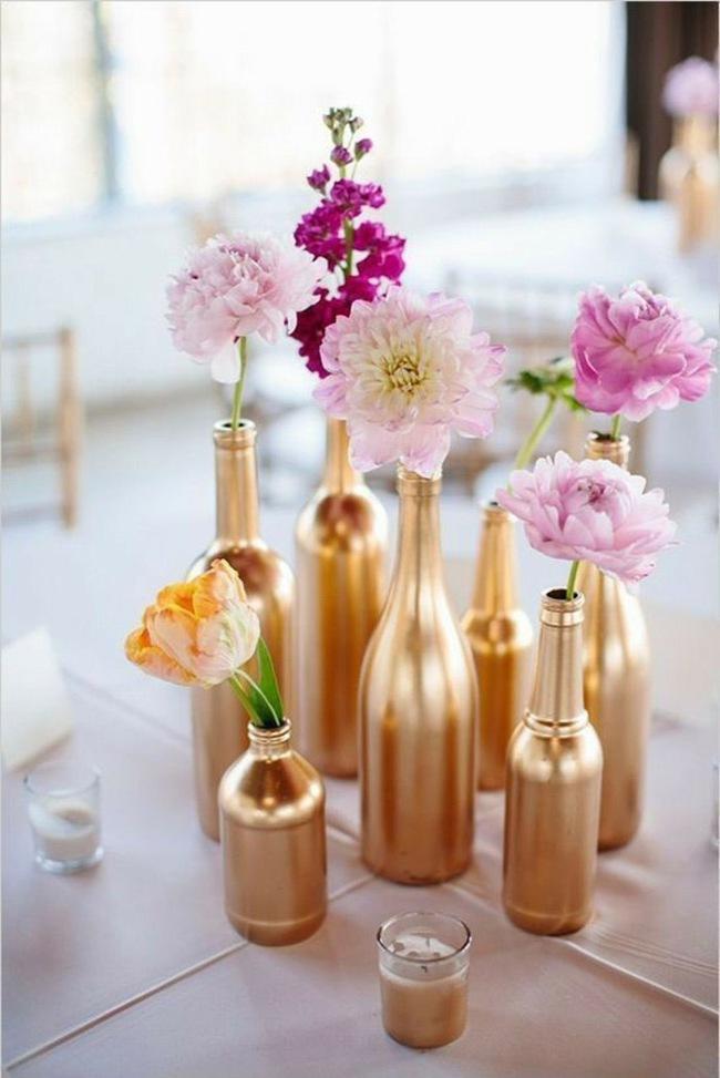 Trang trí nhà với những ý tưởng cắm hoa không thể độc đáo hơn - Ảnh 10.