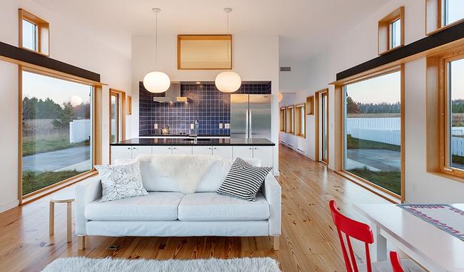 Có căn nhà cấp 4 thế này thì cần gì nhà tầng hay chung cư hiện đại nữa - Ảnh 5.