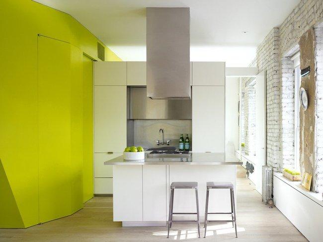 Căn hộ nhỏ hiện đại với thiết kế nội thất thông minh này sẽ làm cho bạn luôn tràn đầy ý tưởng - Ảnh 3.