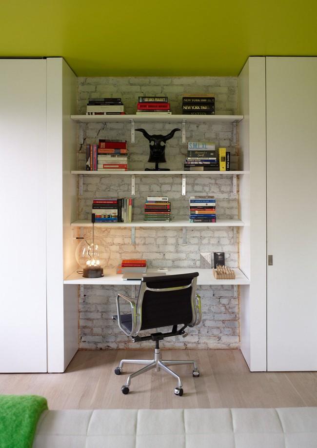 Căn hộ nhỏ hiện đại với thiết kế nội thất thông minh này sẽ làm cho bạn luôn tràn đầy ý tưởng - Ảnh 5.