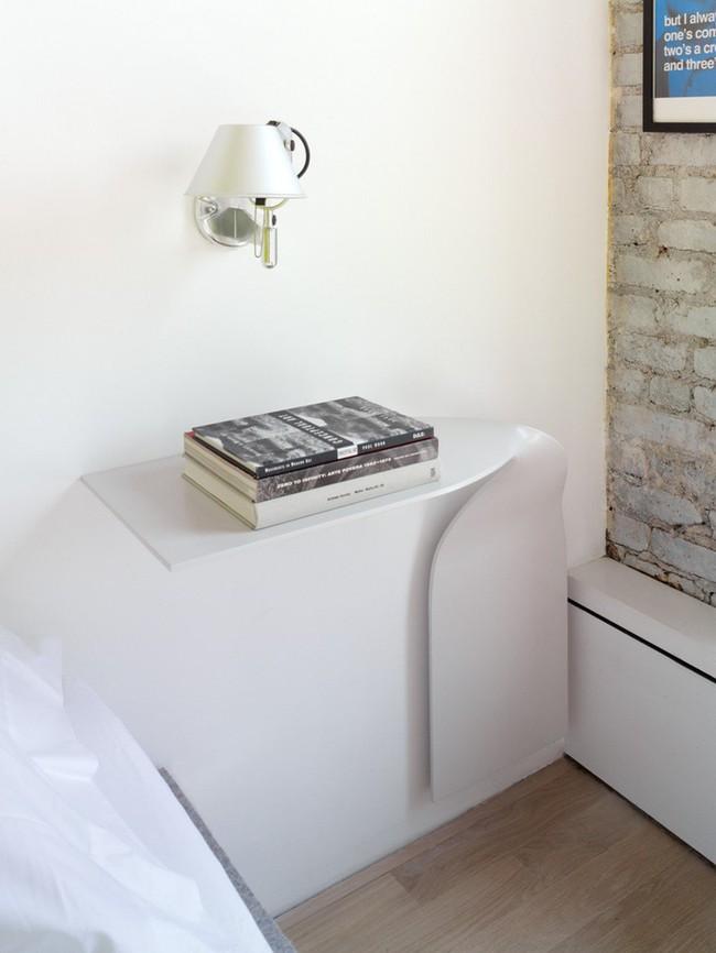 Căn hộ nhỏ hiện đại với thiết kế nội thất thông minh này sẽ làm cho bạn luôn tràn đầy ý tưởng - Ảnh 7.