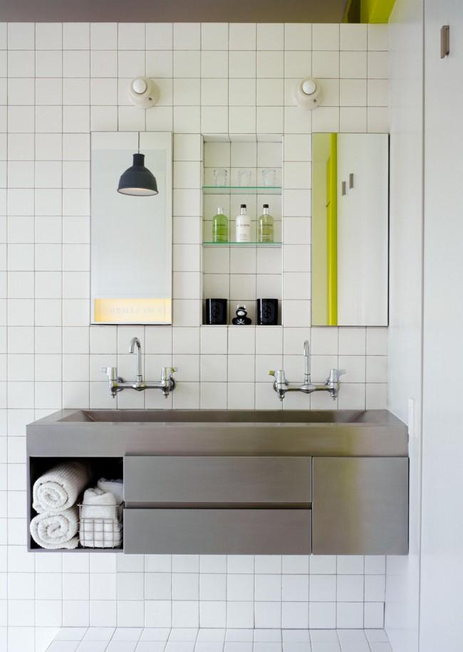Căn hộ nhỏ hiện đại với thiết kế nội thất thông minh này sẽ làm cho bạn luôn tràn đầy ý tưởng - Ảnh 11.