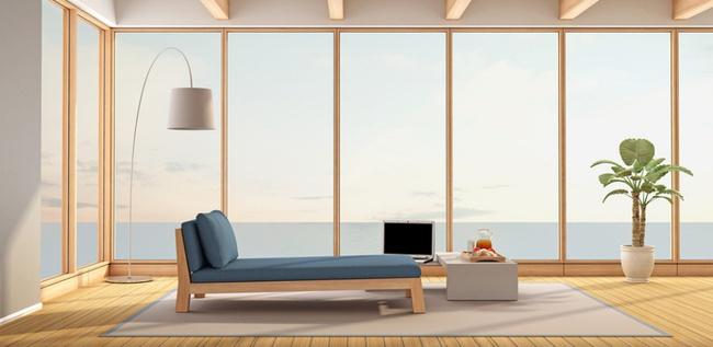 Tạm biệt mọi đồ nội thất cồng kềnh, bạn sẽ sống hạnh phúc hơn với phong cách tối giản - Ảnh 11.