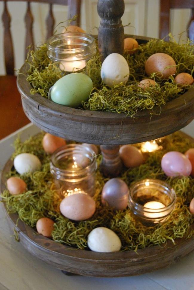 Góp nhặt những ý tưởng trang trí nhà vừa rẻ vừa độc đáo với vỏ trứng - Ảnh 7.