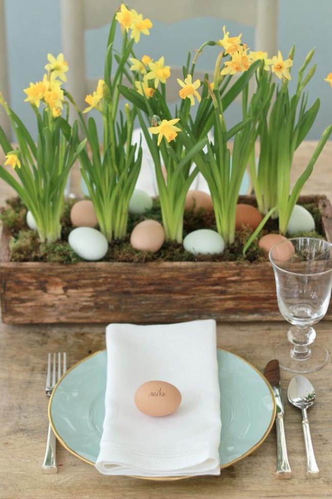 Góp nhặt những ý tưởng trang trí nhà vừa rẻ vừa độc đáo với vỏ trứng - Ảnh 14.