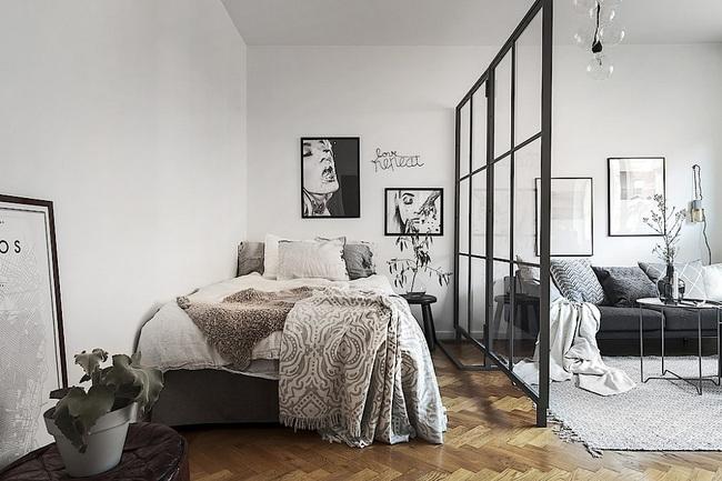 5 mẹo thiết kế giúp không gian phòng ngủ thêm thông thoáng - Ảnh 2.