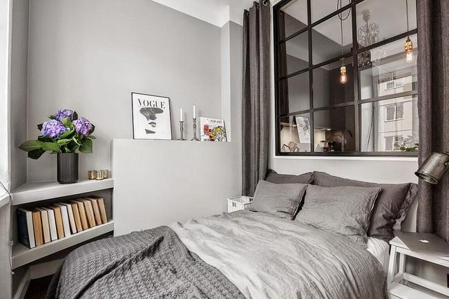 5 mẹo thiết kế giúp không gian phòng ngủ thêm thông thoáng - Ảnh 4.