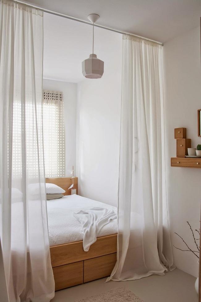 5 mẹo thiết kế giúp không gian phòng ngủ thêm thông thoáng - Ảnh 6.