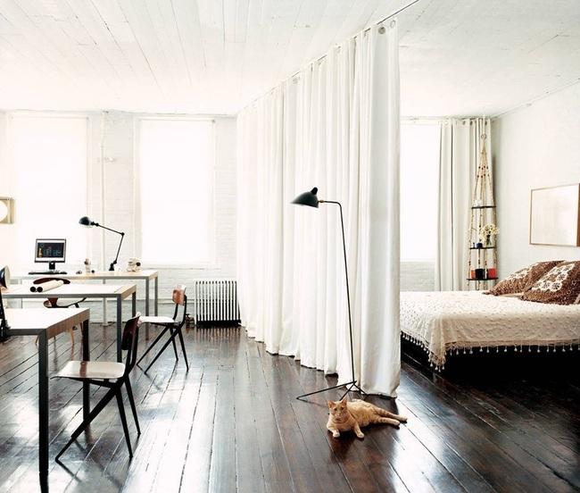 5 mẹo thiết kế giúp không gian phòng ngủ thêm thông thoáng - Ảnh 7.