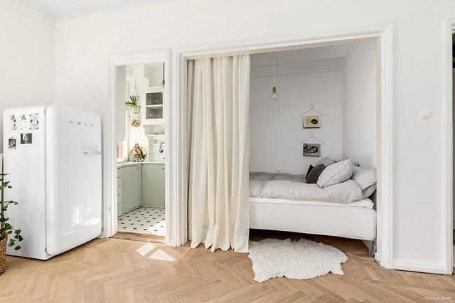 5 mẹo thiết kế giúp không gian phòng ngủ thêm thông thoáng - Ảnh 8.