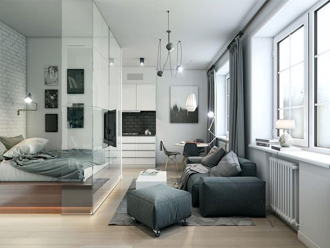 5 mẹo thiết kế giúp không gian phòng ngủ thêm thông thoáng - Ảnh 9.