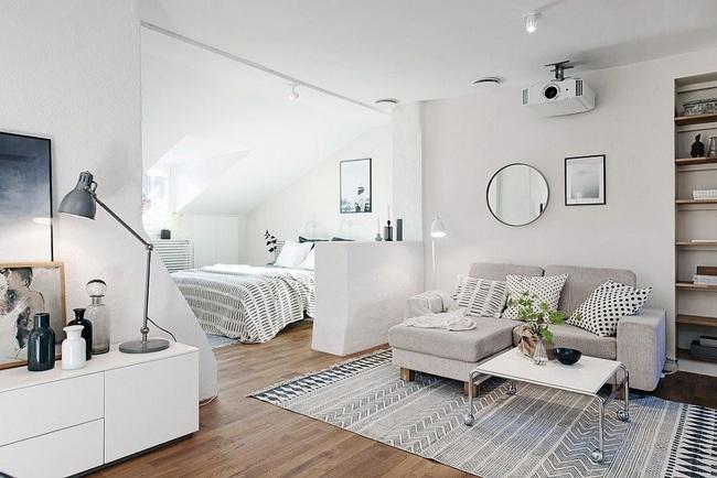 5 mẹo thiết kế giúp không gian phòng ngủ thêm thông thoáng - Ảnh 12.