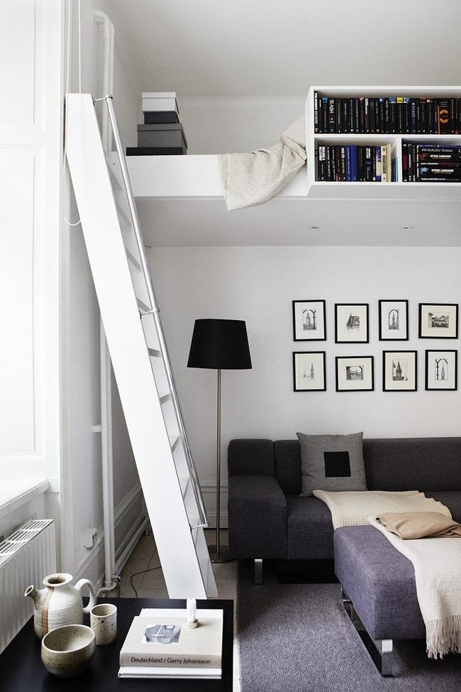 5 mẹo thiết kế giúp không gian phòng ngủ thêm thông thoáng - Ảnh 16.