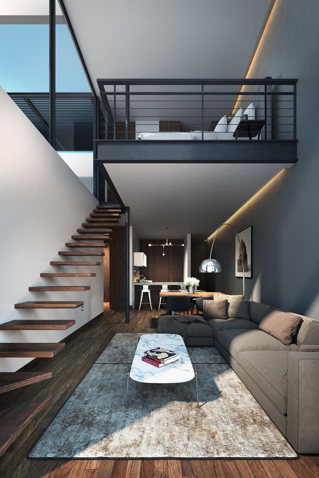 5 mẹo thiết kế giúp không gian phòng ngủ thêm thông thoáng - Ảnh 17.