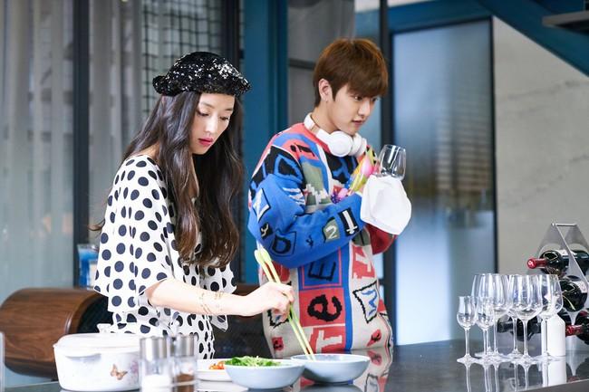 Ngất ngây trước vẻ đẹp ngọt ngào của tiên cá Jun Ji Hyun trong tiệc sinh nhật - Ảnh 3.