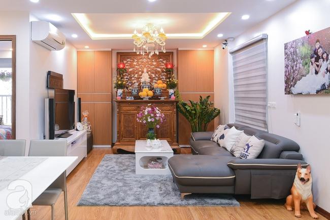 Căn hộ 104m² sở hữu hệ ban công xanh mướt mát, đẹp miễn bàn ở quận Long Biên - Ảnh 4.