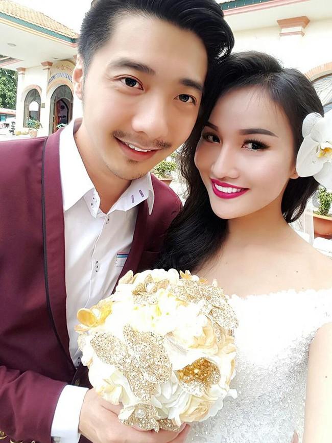 Cô dâu xinh đẹp kể chuyện từng không cho chồng soái ca Singapore làm quen chỉ vì ngoại hình anh quá... long lanh - Ảnh 6.