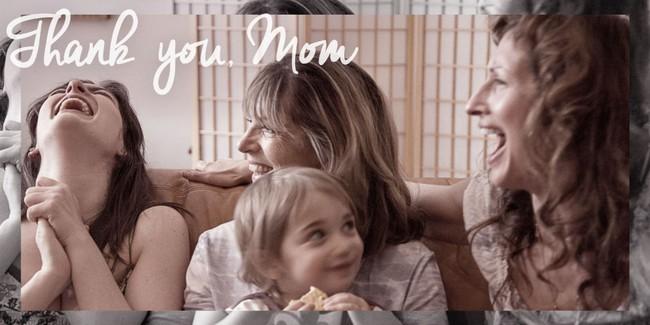 Bức thư xúc động gửi đến mẹ: Cảm ơn mẹ vì đã chọn ở lại bên con - Ảnh 2.