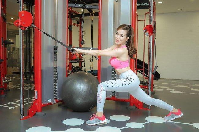 Quan niệm ăn uống và tập luyện giữ dáng của hot girl Mai Thỏ: Tăng cơ chứ không tăng mỡ - Ảnh 6.