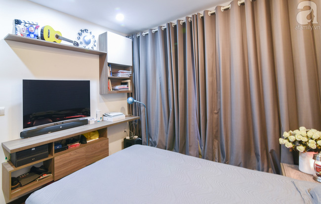 Căn hộ 120m² qua 3 năm sử dụng vẫn mới do cặp vợ chồng 8x tự tay thiết kế - Ảnh 10.