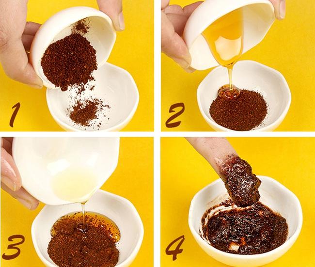 Làm mặt nạ tẩy da chết cho môi bằng những nguyên liệu mà bếp nào cũng có - Ảnh 3.
