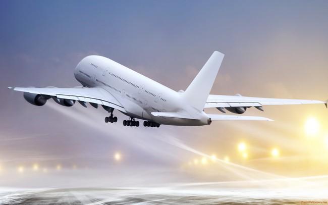 Tại sao máy bay được sơn màu trắng mà không phải là màu khác? - Ảnh 1.