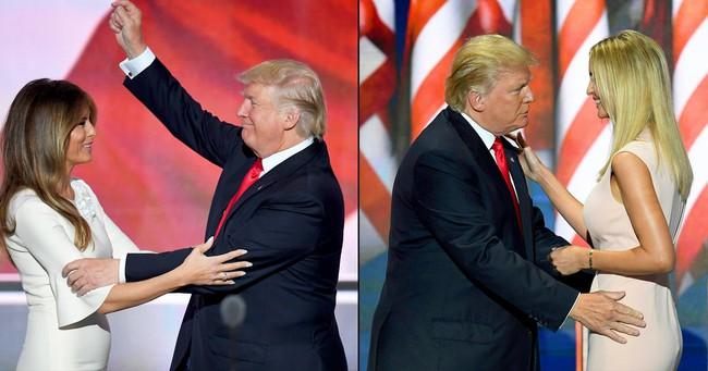 NÓNG! Mối quan hệ thực sự của Đệ nhất phu nhân Trump và con gái riêng của chồng
