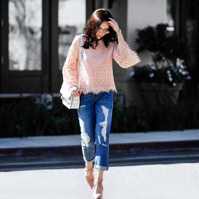 Vóc dáng mình thế nào thì mình chọn quần jeans như thế! - Ảnh 14.