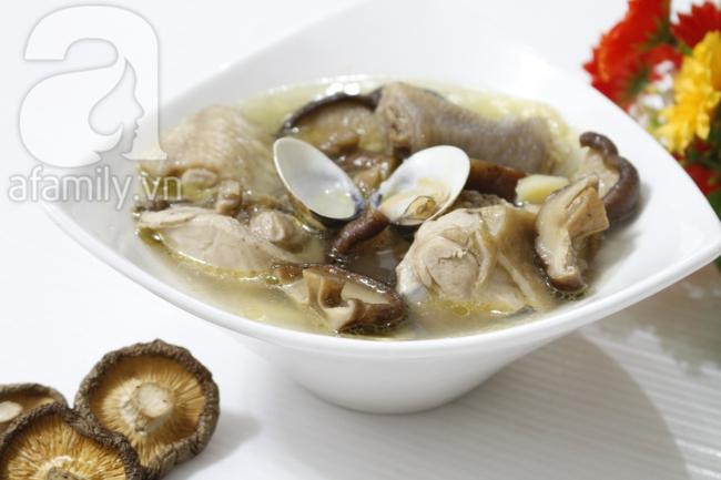 2 món canh ngon bổ giúp bạn bồi dưỡng cả nhà khi tiết trời ẩm ương - Ảnh 4.