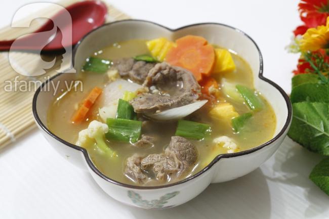 2 món canh ngon bổ giúp bạn bồi dưỡng cả nhà khi tiết trời ẩm ương - Ảnh 9.