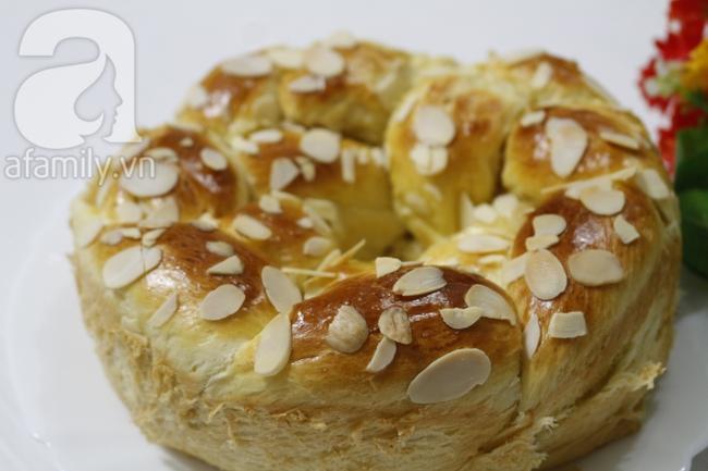 Bánh mì hoa cúc giá gần 200k từ Pháp hóa ra làm cũng dễ thôi - Ảnh 10.