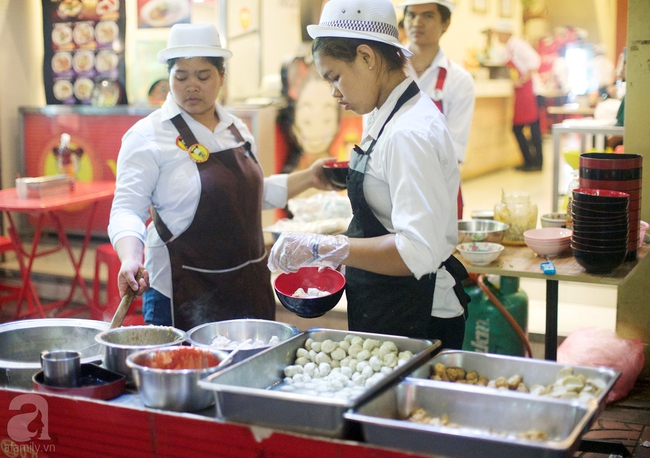 Khu phố Chinatown - thiên đường ẩm thực hấp dẫn nhất nhì Bangkok - Ảnh 13.