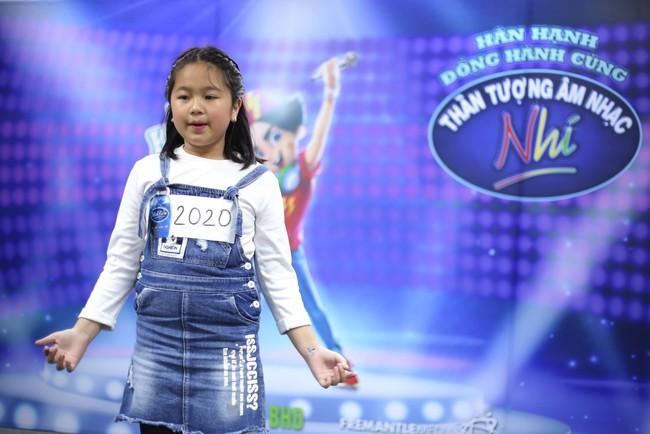 Hoàng Oanh, Ngọc Khuê điên đảo vì dàn thí sinh Idol Kids siêu đáng yêu - Ảnh 9.