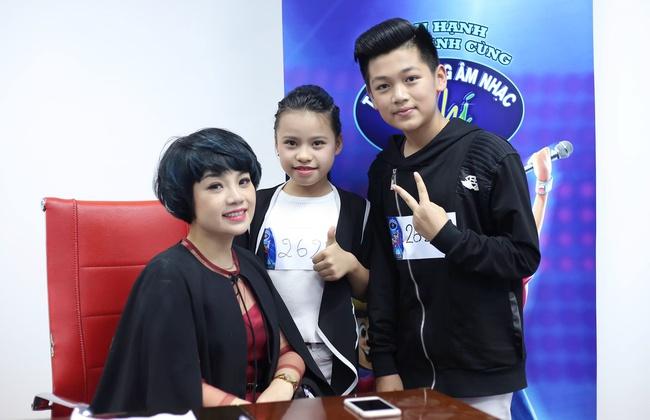 Hoàng Oanh, Ngọc Khuê điên đảo vì dàn thí sinh Idol Kids siêu đáng yêu - Ảnh 6.