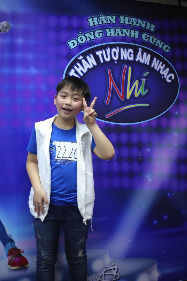 Hoàng Oanh, Ngọc Khuê điên đảo vì dàn thí sinh Idol Kids siêu đáng yêu - Ảnh 12.