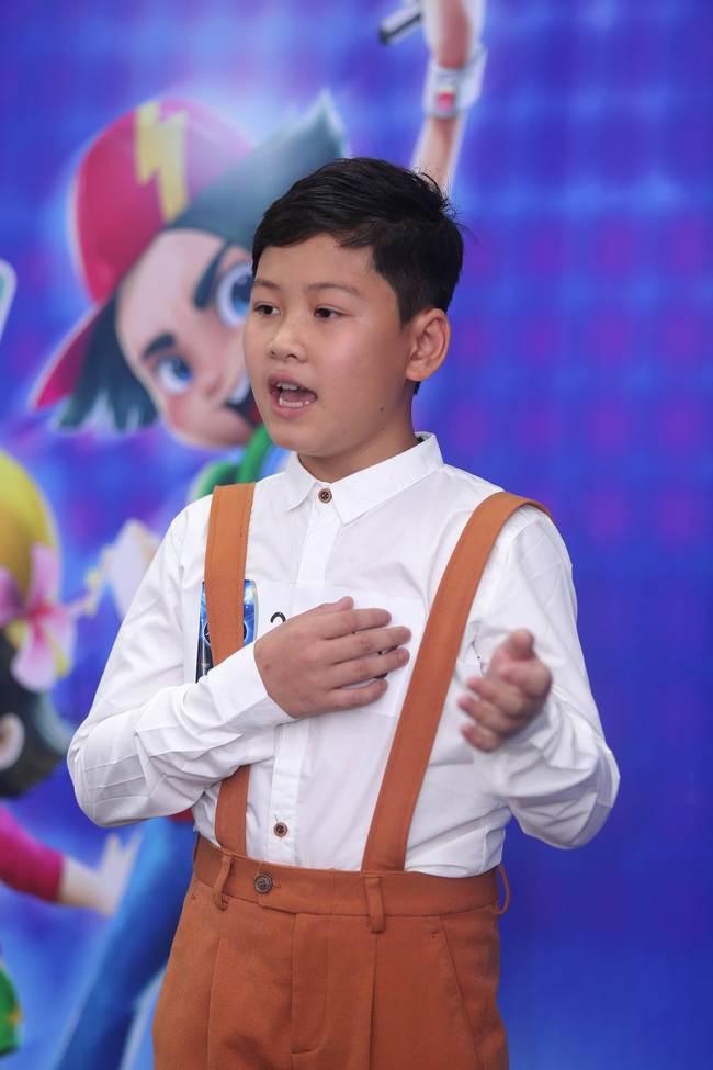 Hoàng Oanh, Ngọc Khuê điên đảo vì dàn thí sinh Idol Kids siêu đáng yêu - Ảnh 13.