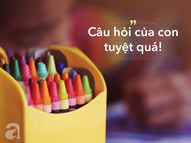 9 câu nói khiến mọi đứa trẻ tự tin, hạnh phúc nhưng bố mẹ rất ít nói với con - Ảnh 4.