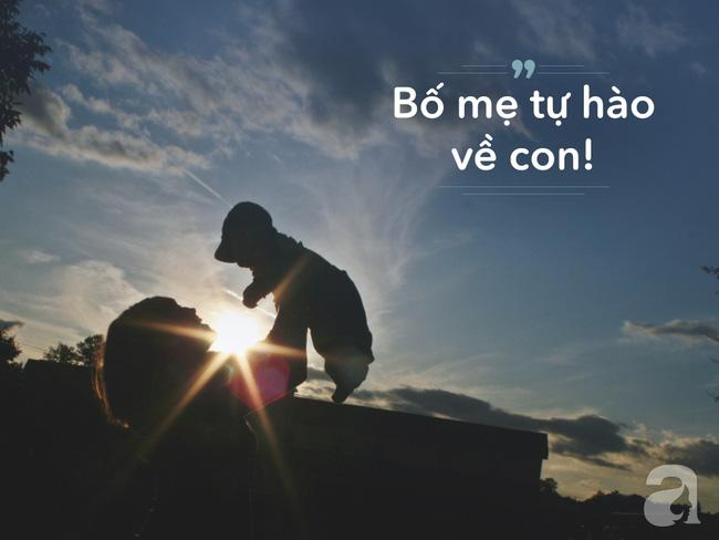 9 câu nói khiến mọi đứa trẻ tự tin, hạnh phúc nhưng bố mẹ rất ít nói với con - Ảnh 7.