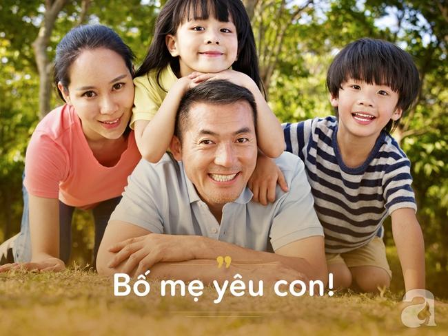 9 câu nói khiến mọi đứa trẻ tự tin, hạnh phúc nhưng bố mẹ rất ít nói với con - Ảnh 9.