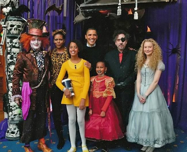 Obama và những bữa tiệc riêng tư tại Nhà Trắng - Ảnh 2.