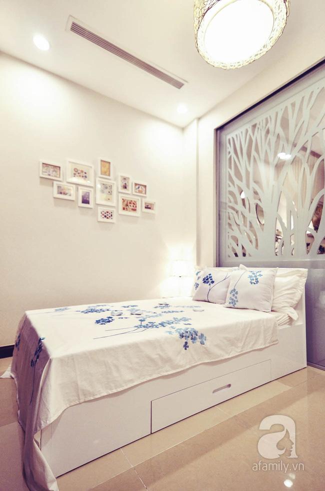 Căn hộ 93m² đơn giản nhưng vẫn đẹp hút hồn của vợ chồng trẻ ở Hà Nội - Ảnh 7.