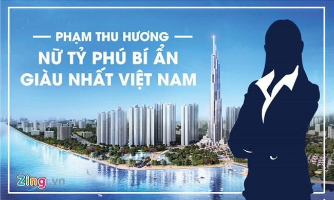 Chân dung bí ẩn của người phụ nữ giàu nhất Việt Nam - Ảnh 1.