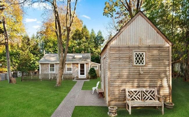 9 mẫu nhà nhỏ xinh đẹp phổ biến nhất thế giới - Ảnh 2.