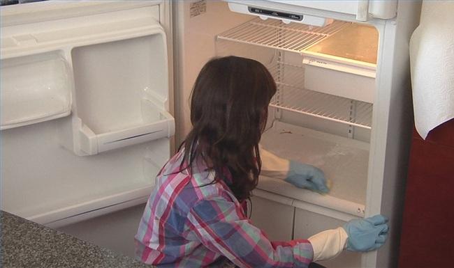 Giải quyết bài toán tủ lạnh bừa bộn tưởng không dễ mà dễ không tưởng - Ảnh 1.