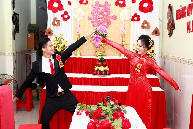 Điểm lại những lễ đính hôn kiểu mới siêu bá đạo từ đội bê tráp U50 đến phong cách Lạc trôi xưa nay hiếm - Ảnh 6.
