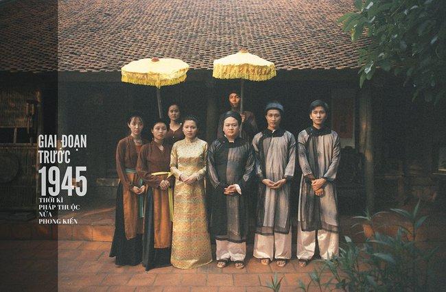 Bộ ảnh 100 năm đám cưới Việt Nam của cô dâu chú rể yêu những gì cũ kỹ, hoài cổ - Ảnh 1.