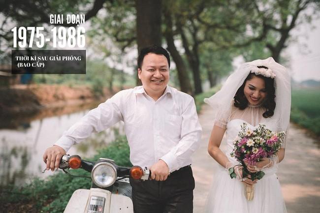 Phát sốt với 100 năm đám cưới Việt Nam, bộ ảnh cưới độc đáo của của cô dâu chú rể yêu những gì hoài cổ - Ảnh 14.