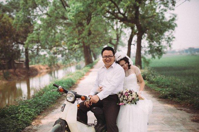 Phát sốt với 100 năm đám cưới Việt Nam, bộ ảnh cưới độc đáo của của cô dâu chú rể yêu những gì hoài cổ - Ảnh 18.